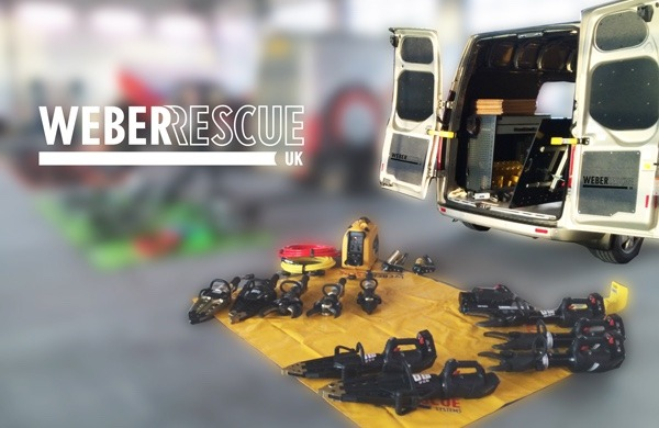Gloucestershire Fire & Rescue Service make Weber Rescue's E-FORCE 2 it's preferred choice